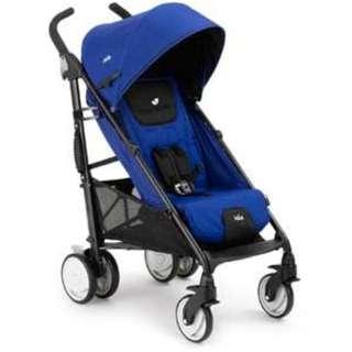 Joie Brisk Deluxe Royal Blue Buggy Stroller