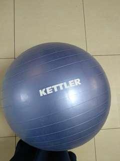 Kettler Gym Ball (Free Handpump)