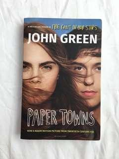 🚚 Paper Towns by John Green