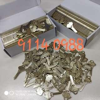 Schlage Everest 29 S234 #1 Bitted Genuine Key Blank#Now available#Part No: 35-270-EV #Work with Schlage 23-030 S234 626 Cylinder Lock! # Email to flower@soxxi.com #supply# WhatsApp (+65 91140988) for price.