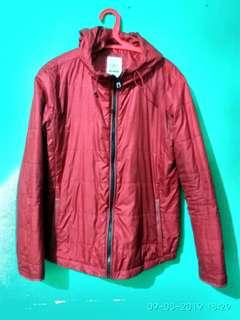 Jaket nevada merah