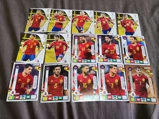 🚚 World cup 2018 Spain