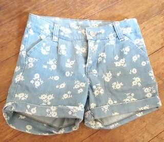 Just Jeans floral shorts