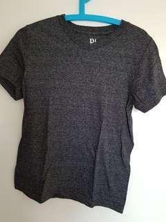Grey Shirt Slim Fit