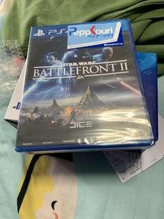 🚚 PS4 Star Wars Battlefront II (R3 - BNIB)