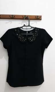 Black Blouse Cole