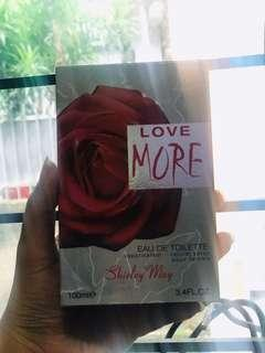 Parfum Love MORE dan Sweet LOVE (Shirley may)