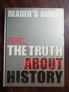 ➕THE TRUTH ABOUT HISTORY➕READER'S DIGEST