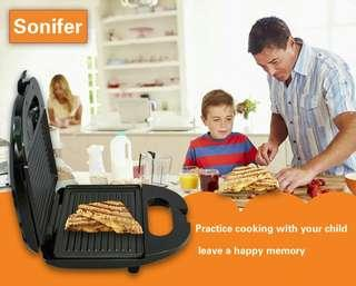 220V Household Electric Waffle Maker Electric Waffle Iron Ma-