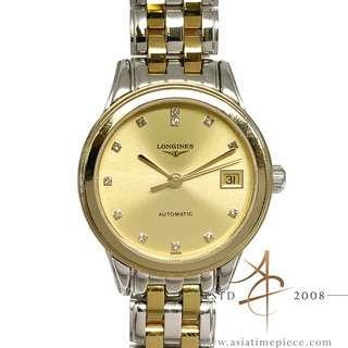 Longines Flagship Diamond L4.274.3.27.7 Automatic Ladies Watch