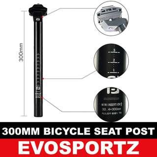 🚚 Various Sizes SeatPost for Bicycle