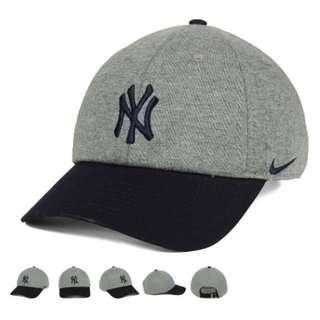 美國代購 紐約洋基老帽棒球帽 New York Yankees Nike MLB 職棒大聯盟 cap NY