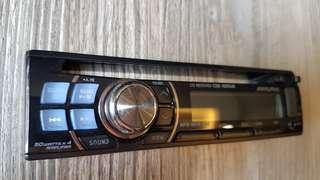 Alpine CDE-100EUB CD USB Car Player