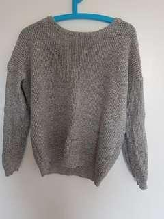 Forever 21 Knitted Pullover