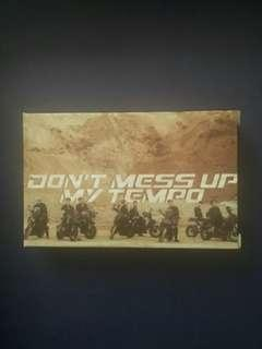 EXO dont mess up my tempo lomo card