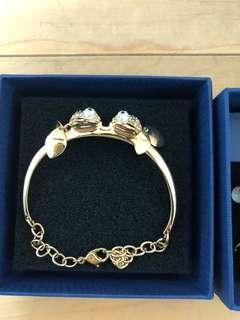 施華洛世奇水晶手環