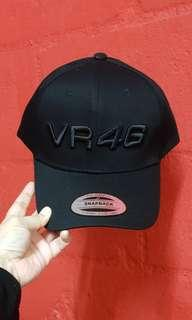 VR ALL BLACK CAP