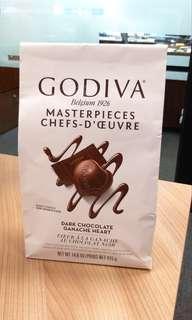 Godiva Belgium Dark Chocolate
