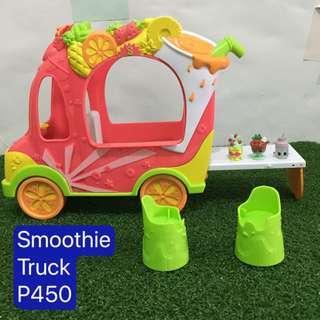 Shopkins Smoothie Truck