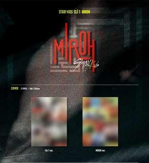 STRAY KIDS CLE: 1 MIROH