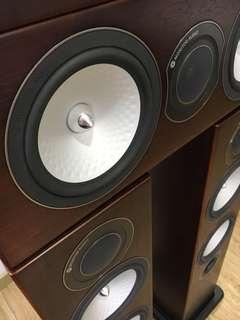 Monitor audio Silver RX center speaker