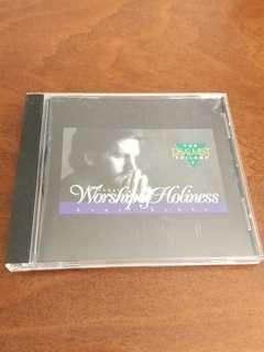 Songs Of Worship & Holiness by Kent Henry CD