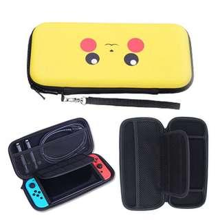 Pikachu Hard Carrying Case for Nintendo Switch