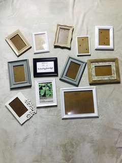 ‼️TAKE ALL ‼️Picture frames