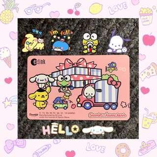 🚚 Sanrio Characters Ezlink