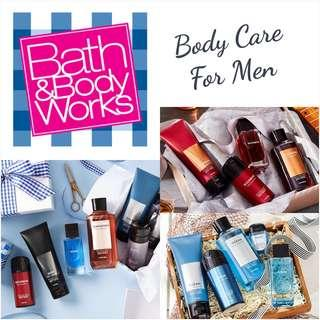 Bath & Body Works - Body Care for Men