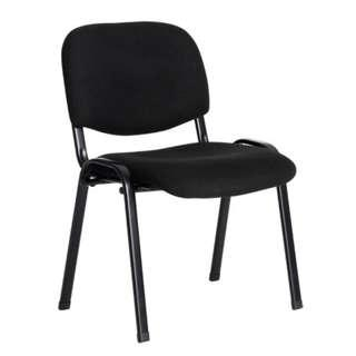CLEARANCE SALE -- PRICEWORTH HARRIS STACKING CHAIR, SUITABLE FOR EVENT / OFFICE / STUDY - (BLACK ),BULK QUANTITY AVAILABLE