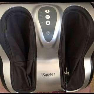 Foot Massage Machine : Osim Isqeeze Massgae : used less than 15 times almost new