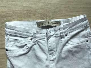 Primark White Jeans