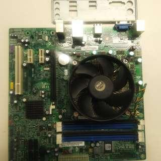 🚚 Intel® Core™ i5-760 處理器 8M 快取記憶體,2.80 GHz+主機板