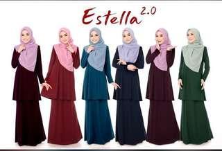 Estella 2.0 Sabella Kurung