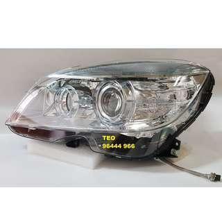 Benz W204 C300 C350 '2007-2012 HID Head light / Head Lamp (NEW)