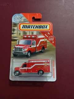 CPL - international terrastar matchbox