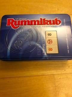 Rummikub 益智遊戲
