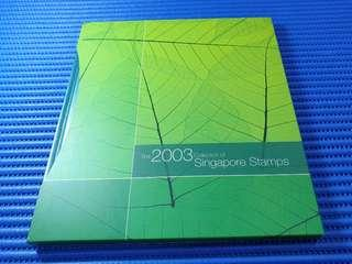 2003 The Collection of Singapore Stamps