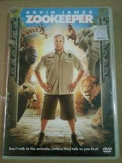 DVD Film: Zookeeper