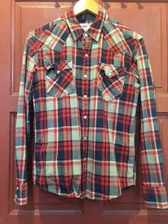 Levis Flannel