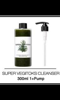 Wonder Bath Super Vegitoks Cleanser