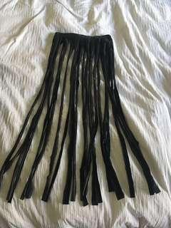 Festival Belt / Fringe Tassle Skirt