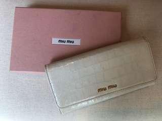 🚚 Auth MIU MIU Wallet