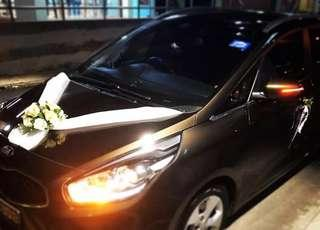 Wedding Bridal Car Decoration
