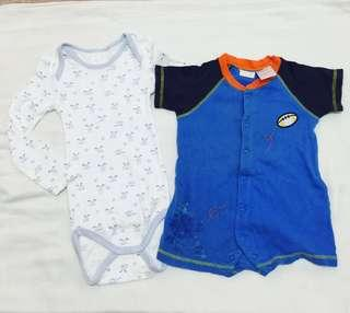 Bundle Clothes Frogsuit Romper 18-24 Months