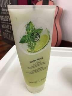 The Body Shop Body Sorbet Virgin Mojito #MMAR18