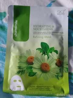 SK7 Hydrating Nourishing - Refining Mask