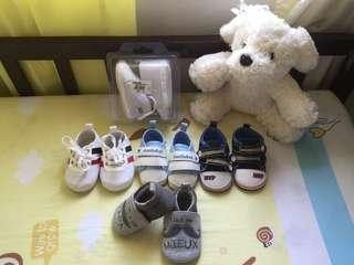 Crib/soft sole shoes for babies