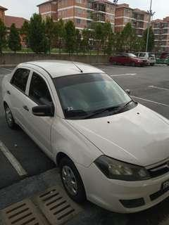 Proton Saga Flx 1.3 Auto 2013 Sewa Murah